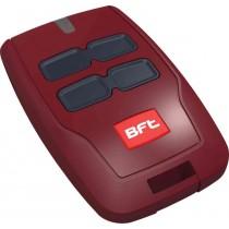 Telecomando a 4 Canali con Portata 50/100 Mt Rosso BFT MITTO B RCB04 R1 VINEYARD