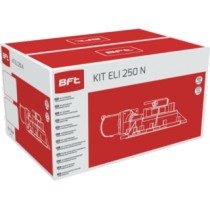Kit con Motore Interrato per Cancelli a battente fino a 350Kg e 3,5Mt di lunghezza BFT ELI250N KIT