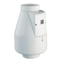Aspiratore centrifugo per condotto AXIAL K Vortice 10904