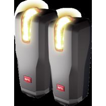 Coppia di fotocellule Universali con Lampeggiante integrato BFT THEA A15