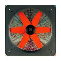 Aspiratore Elicoidale Industriale 220V 350mm con Portata di 1850Mc/h Vortice E354M