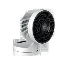 Ventilatore da Tavolo con Telecomando Vortice Nordik Vent Bianco