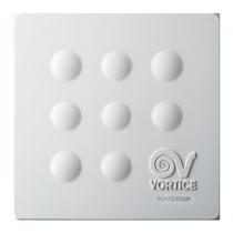 """Aspiratore diametro 90 elicoidale da muro PUNTO FILO MFO 90/3.5"""" Vortice 11143"""