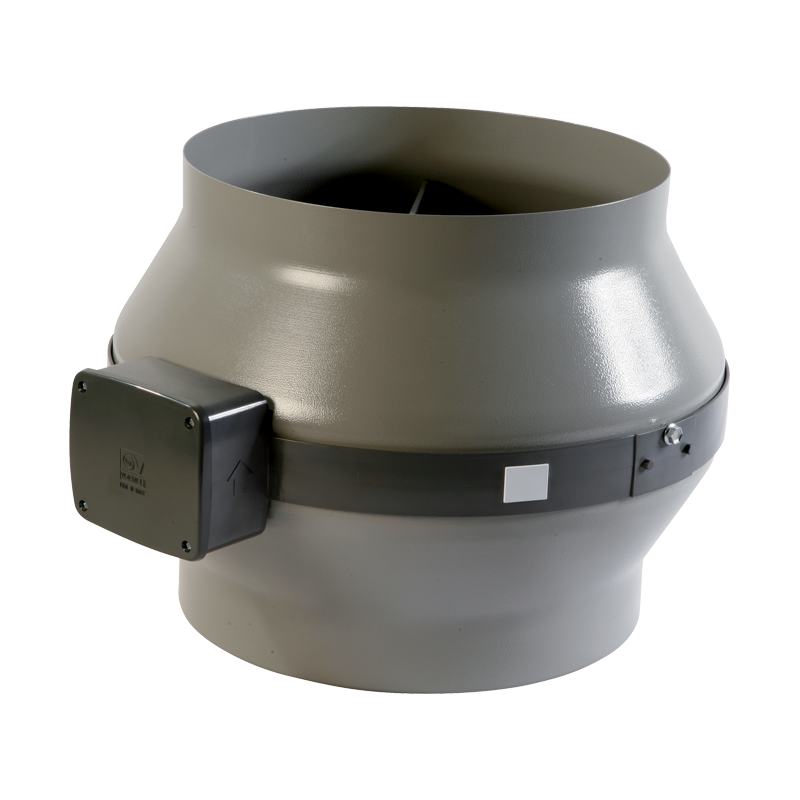 Aspiratore Centrifugo Assiale diametro 100 a 3 Velocità Vortice CA 100 MD
