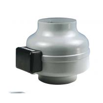 Aspiratore centrifugo in linea da condotto AXC 150A Elicent 2AX1598