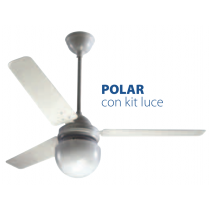 Kit luce per Ventilatore a soffitto Elicent 2ST1030