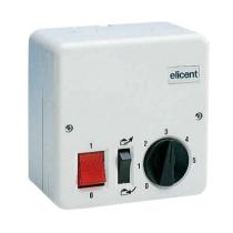 Regolatore di velocità reversibile 5 velocità RVS/R Elicent 2RV4030