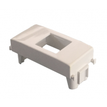 Adattatore Vimar Plana bianco inseritore contactless Lince 4149