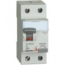Interruttore Differenziale Bticino 2P Tipo F 30 mA 2 moduli GC723F25
