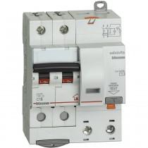 Interruttore Automatico Magnetotermico Differenziale 2P 16A Bticino GC8230AC16