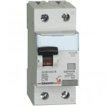 Interruttore Salvavita Magnetotermico Differenziale 1P+N 25A Bticino GC8813AC25