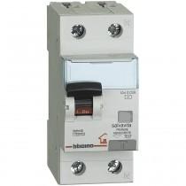 Interruttore Salvavita Magnetotermico Differenziale 1P+N 6A Bticino GC8813AC6