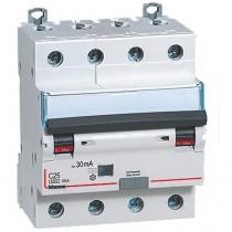 Interruttore Salvavita Magnetotermico Differenziale 4P 25A 400V Bticino GN8844AC25