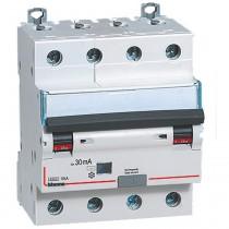 Interruttore Salvavita Magnetotermico Differenziale 4P 32A 400V Bticino GN8844AC32