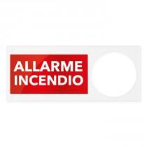 Pannello Indicatore in Plexiglass Allarme Antincendio Comelit 48PIN000