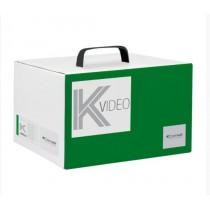 Kit Quadra e Mini HF Wi-fi Vip Comelit 8561V