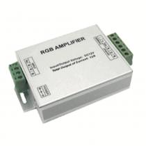 Amplificatore per Striscia Led 12/24V con Telecomando Gmax 025DIM000X00X