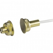 Sensore magnetico con contatto NC e con linea di protezione Bticino 3510PB