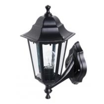 Lanterna da Giardino con Braccio IP33 E27 Antracite Poliplast 400400N