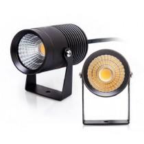 Proiettore orientabile da esterno 18 W 4000 K Luce naturale IP 65 Colibri Playled ALC1840N