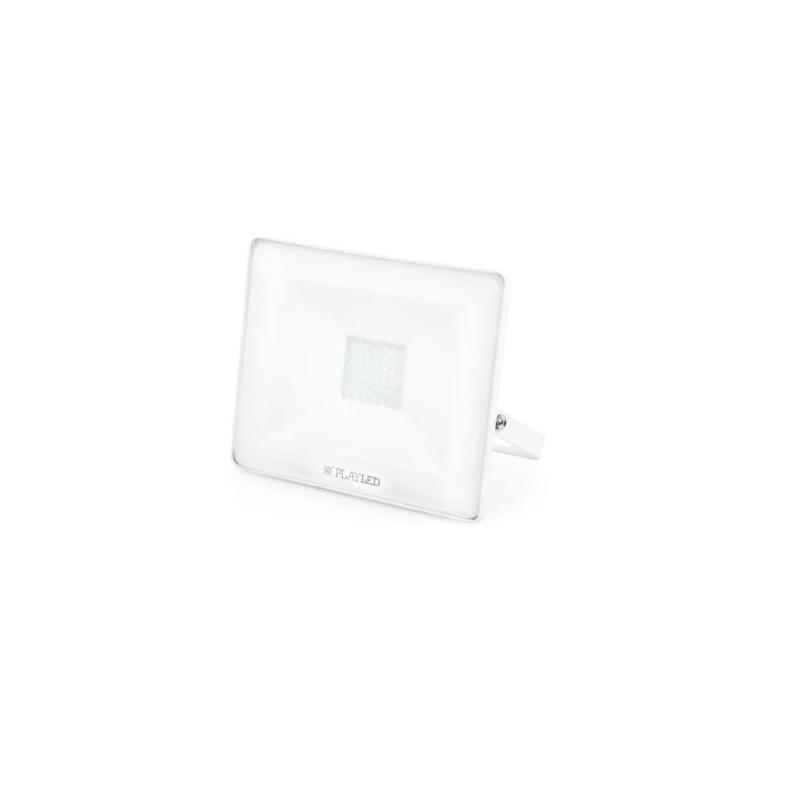 Proiettore da esterno orientabile 35 W 3000 K Luce calda IP 66 Compat Playled VR35BC