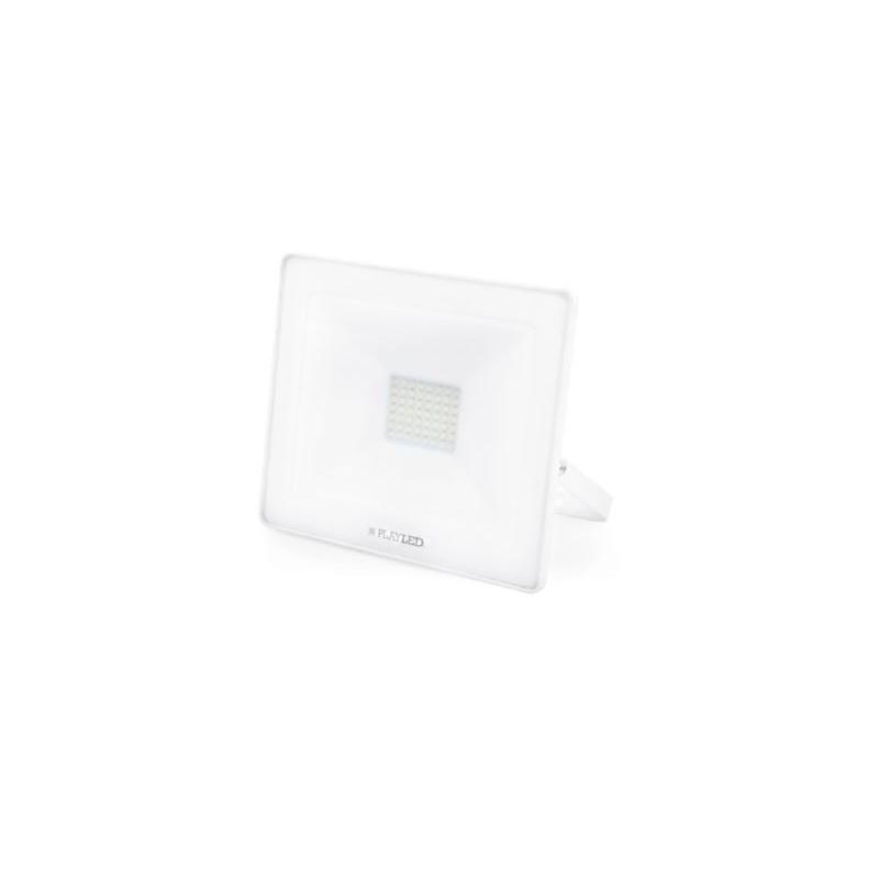 Proiettore da esterno orientabile 57 W 3000 K Luce calda IP 66 Compat Playled VR57BC
