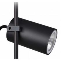 Proiettore da esterno orientabile su asta 15 W 3000 K Luce calda IP65 GECO15 Playled ALG1560C