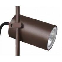 Proiettore da esterno orientabile su asta 15 W 3000 K Luce calda IP65 GECO15 Playled ALG1560CC