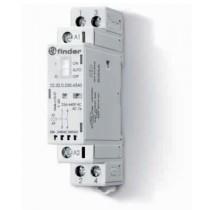 Contattore modulare 25 A 2 contatti Finder 223202304340