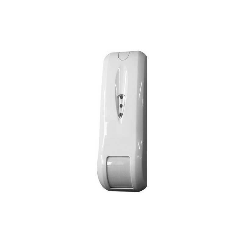 Sensore Doppia Tecnologia da esterno Effetto Tenda Antimascheramento Comelit DT12ECAM