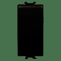Deviatore illuminbile Titanio GW14052