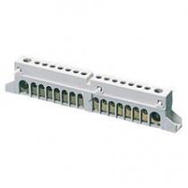 Morsettiera Equipotenziale 1X35+7X10mmq 15cm GW40401