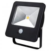 Proiettore Led con Sensore Crepuscolare/Movimento 30W Luce Naturale 4000° X Sef Beghelli 8742S