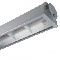 Plafoniera LED ad Uso Industriale 2x58W IP65 Luce Naturale 4000° Beghelli A258ED