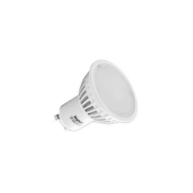 Lampada a Led  7W Attacco GU10 Luce Fredda 6500° 50x57mm Ecoled 100°  Beghelli 56859