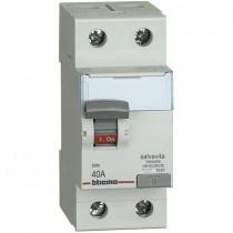 Interruttore Differenziale Puro 40A 0,03A (30 ma) Bticino GC723AC40