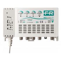 Centralino 4 Ingressi autoalimentato Fracarro MBJ2r345U LTE