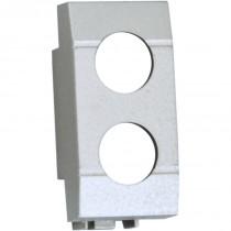Adattatore per Prese Demiscelate Serie Bticino Light Tech Fracarro 280803