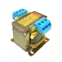 Trasformatore Monofase di Sicurezza 100VA Ingresso 230/400V Uscita 12/0/12V New CTA TMS1K0.10