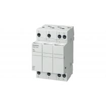 Portafusibili Cilindrici 10X38mm 32A 3P Siemens 3NW7033