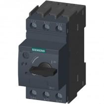 Salvamotore Siemens S00 0.45-0.63A morsetti a vite 3RV20110GA10