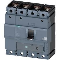 Interruttore automatico scatolato 4 poli 250A 36kA Siemens 3VA12254FF420AA0