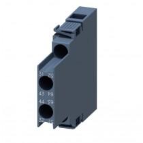 Contatto ausiliario Laterale 1NO+1NC per contattori 3RT1 Siemens 3RH19211EA11