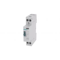 Contattore con Comando Manuale NO 2P 20A 230VAC Siemens 5TT58006