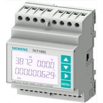 Multimetro digitale 6M PAC1600 display LCD Siemens 7KT1681
