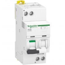 Differenziale Magnetotermico 10A 0,03 6KA 1 Polo+N Schneider A9DE3610