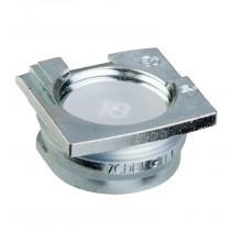 Ingresso Passacavi Filettato Pg11 in Metallo Telemecanique ZCDEG11