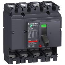Interruttore 4X250 36KA senza sganciatore NSX250F Schneider LV431408