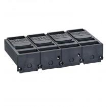 Coprimorsetto corto 3 - 4 poli  INS320..630 NSX400..630 Schneider LV432592