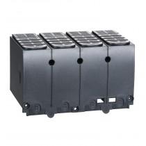 Coprimorsetto lungo -34 poli per interruttori NSX400..630 Schneider LV432594